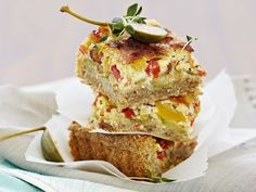 Lasagna, Nom Nom, Healthy Recipes, Healthy Food, Cheese, Baking, Breakfast, Ethnic Recipes, Quiches
