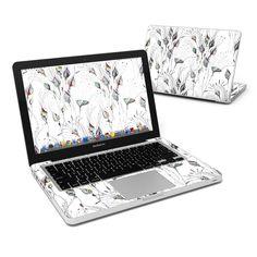 Wildflowers MacBook Pro 13-inch Skin