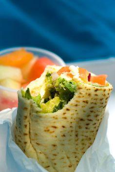 2tbsp Avocado & Salsa Stuffed In Mini Wholemeal Pitta = 100kcals - Healthy Snacks – 100 Healthy Low Calorie Snacks under 100 Cals (houseandgarden.co.uk)