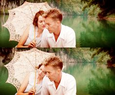 Naomi Watts (Kitty Fane) & Edward Norton (Walter Fane) - The Painted Veil directed by John Curran (2006), Novel by British novelist, playwright, short-story writer W. Somerset Maugham (1874-1965)