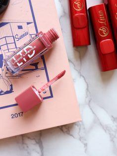 Ever Bilena Advance LTD Liquid Lipstick in Cashmere Blush Review and Swatch   Makeup in Manila
