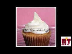 How make . White Chocolate Truffle Cupcakes at Home | Cake Recipe | Birthday special – How to