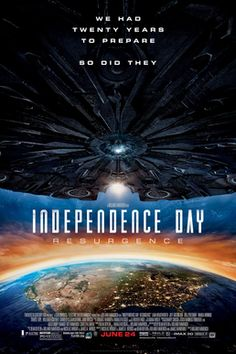 De Independence Day: Resurgence só se salva o trailer. - EExpoNews