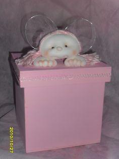cajas decoradas con muñecos soft - Buscar con Google