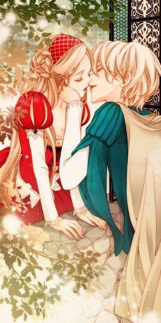 e-shuushuu kawaii and moe anime image board Manga Couple, Anime Love Couple, Anime Couples Manga, Cute Anime Couples, Anime Fantasy, Fantasy Art, Manga Romance, Chica Anime Manga, Romantic Manga