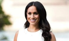 Meghan Markle Hair, Meghan Markle Style, Curly Hair Overnight, Overnight Curls, No Heat Hairstyles, Cool Hairstyles, White Dress Summer, Summer Dresses, Duke
