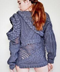 Crochet | Knit | Knitwear | lookbook | editorial | high fashion | tricot