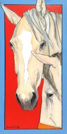 Art by National Cowgirl Hall of Fame Honoree - Donna Howell-Sickles