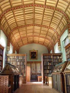 The Parker Library - Corpus Christi College