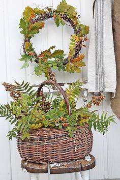 VIBEKE DESIGN: Enkel og vakker høstinspirasjon !