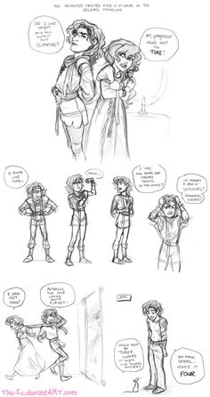 Gangfield's Body Issues - October 2013 by The-Ez on DeviantArt