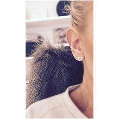 #jewelry #necklace #emmaisraelsson #diamond #gift #18K #ss18 #spring #news #newin #swedishdesign #inspo #styleinspo #spring2018 #bracelet #ring #engagementring Swedish Design, Pearl Earrings, Engagement Rings, Pearls, Diamond, News, Spring, Bracelets, Gifts