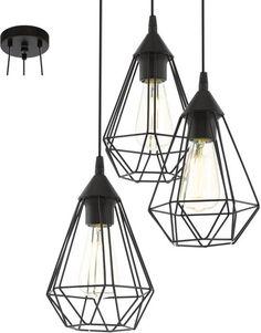 Eglo Tarbes drielichts hanglamp