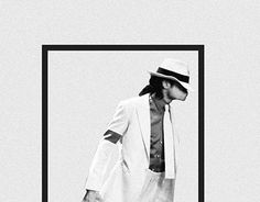 """Check out new work on my @Behance portfolio: """"The King of Type - MJ"""" http://on.be.net/1RaONWF"""