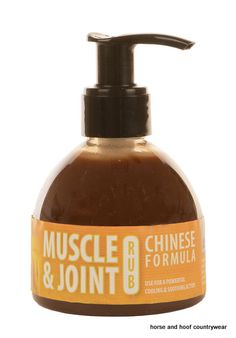 Global Herbs Muscle Joint Rub A wonderful Chinese formula that soothes uncomfortable muscles and joints and helps with circulation.