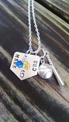 https://www.etsy.com/listing/226972677/hand-stamped-baseball-plate-necklace