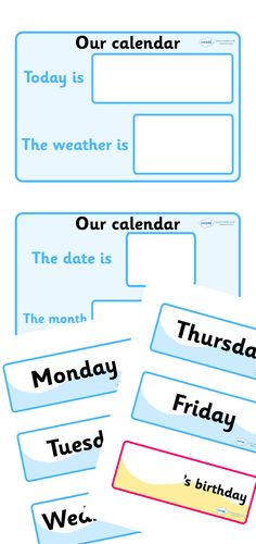 Twinkl Resources >> Weather Calendar >> Thousands of printable primary teaching resources for EYFS, and beyond! Weekly Weather, Daily Weather, Classroom Organisation, Classroom Management, Class Management, Organization, Efl Teaching, Primary Teaching, Primary School
