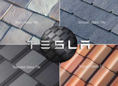 Tesla solar roof sets are finally available for pre-order, worldwide! The main characteristics of the new Tesla solar roof as explained by Elon Musk. Solar Energy Panels, Solar Energy System, Solar Collector, Solar Roof Tiles, Solar Generator, Solar Powered Lights, Home Upgrades, Roof Design, Glass Texture