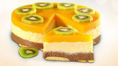 Torcik z kaszy manny 078 Largeok - Mňamky-Recepty. Köstliche Desserts, Delicious Desserts, Dessert Recipes, Cheesecake Pops, Czech Recipes, Quick Easy Desserts, Summer Cakes, Easy Cake Decorating, Almond Cakes