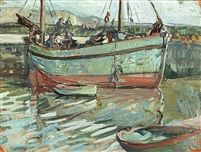 View Boats at Harbour by Mary Swanzy on artnet. Browse upcoming and past auction lots by Mary Swanzy. Irish Art, Boats, Ireland, Mary, Artists, Painting, Ships, Painting Art, Boating