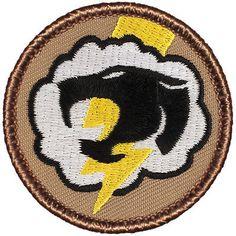 Awesome Boy Scout Patch - Thundercat Patrol! (#E055)