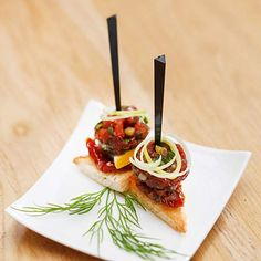 Prism Picks - Add Some Elegance to Any Dish Star Trek Theme, Kitchen Dining, Appetizers, Packaging, Restaurant Ideas, Dishes, Ethnic Recipes, Party Ideas, Amazon