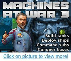 Machines at War 3 (Mac) [Download] Mac Games, Mac Download, Video Game Reviews, War, Reading, Fictional Characters, Reading Books, Fantasy Characters
