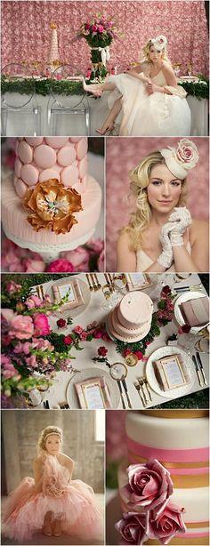 vintage wedding ideas; Carla Ten Eyck Photography