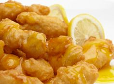 Chinese Fortunate Lemon Chicken Recipe | Just A Pinch Recipes (this is NOT just a photo -- the link leads to the recipe :-)
