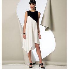 Kleid, Vogue 9107