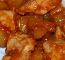 Recette - Poulet aigre doux - Notée 4.1/5 par les internautes