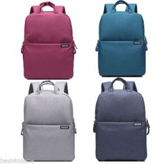 3e23696033a4 CADEN L5 Backpack Bag Waterproof Business Travel Laptop Fr Notebook DSLR  Camera
