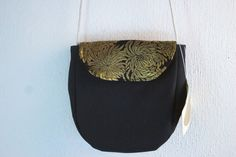 Mini Cross Body Purse in Gold Floral – Bliss Joy Bull - for the essentials