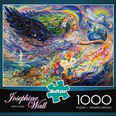 Imagination Art, New Kids Toys, Buffalo Games, Hidden Images, Puzzle Shop, Josephine Wall, Puzzle Toys, Dragon Art, Puzzle Pieces