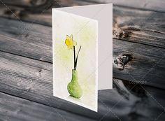 Cartes de souhaits Remerciement Anniversaire Sympathie par DysanArt