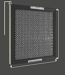 Washable A+2000 Furnace Filter