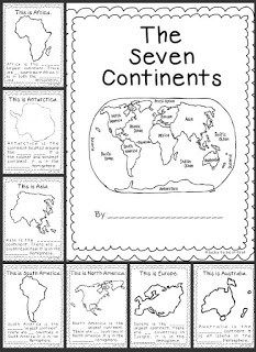 Printables Second Grade History Worksheets social studies science worksheets and pictures on pinterest lucky to be in first continent study