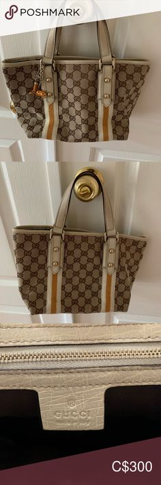 AUTHENTIC Gucci Tote bag Pre-loved in good condition Gucci Bags Totes