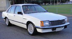 3rd car - Holden Commodore SLE V8 Auto