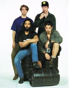 •1994• #soundgarden #mattcameron #benshepherd #bensheppard #kimthayil #chriscornell #superunknown