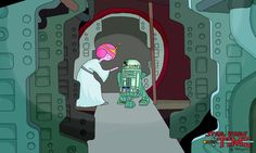 You're my only hope... for adventure by mahiyanacarudla on DeviantArt