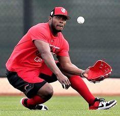 9ec64db2feb Best Photos of MLB Spring Training. Reds Spring TrainingGoodyear ArizonaYasiel  PuigCincinnati ...
