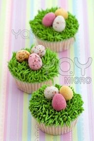 Awwww. Cute Cupcakes