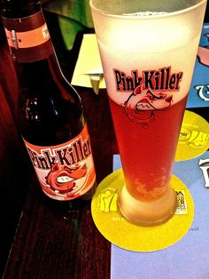 February 20th  Brussels.  Trying the Belgian beers.  They each have their own coordinating glass!