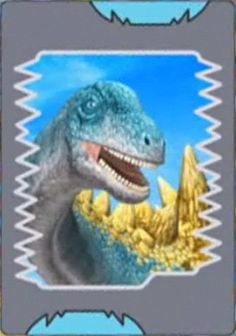 Image - Ampelosaurus card 1.jpg - Dinosaur King - Wikia