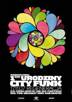 Festival-City Funk by ~yoma82 on deviantART