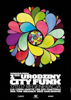 Festival-City Funk by ~yoma82 on deviantART