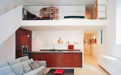 7th Street Apt. (my former apt!), Messana O'Rorke Architects