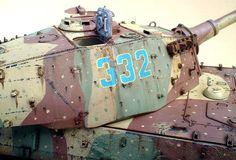 Tiger II by Fabien Descamps (Tamiya 1/35)