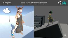 Scene Track | e→d films Augmented Reality, Vr, Unity, Films, Track, Scene, 2016 Movies, Movies, Runway